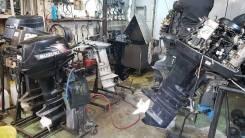 Ремонт лодочных моторов и катеров