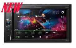 Pioneer MVH-G110 Автомагнитола /USB спереди /MP3/2DIN NEW Таиланд