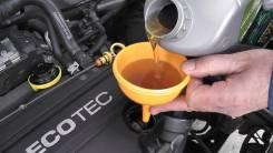 Замена масла, замена масла в АКПП, замена охлаждающей жидкости
