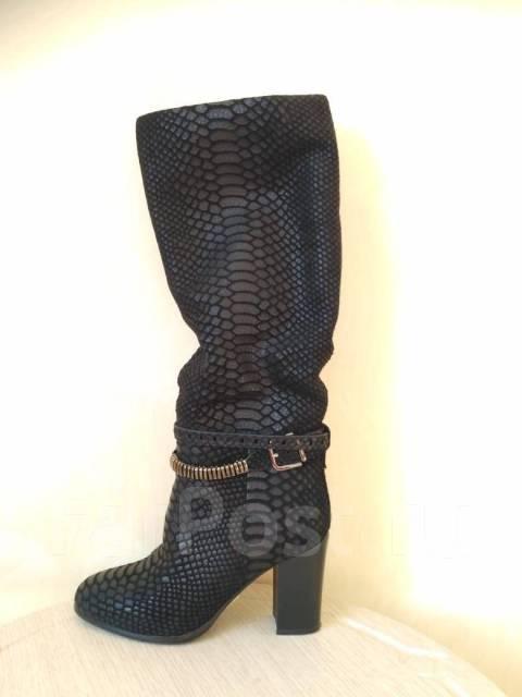 44d233083 Сапоги зимние женские 36 размер. Одевала 1 раз - Обувь во Владивостоке