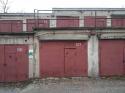 Гаражи капитальные. улица Невельского 15, р-н 64, 71 микрорайоны, 20кв.м., электричество, подвал.