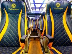 Volkswagen Crafter. 2016 Туристический 21 Место Новый Салон в Москве, 21 место, В кредит, лизинг