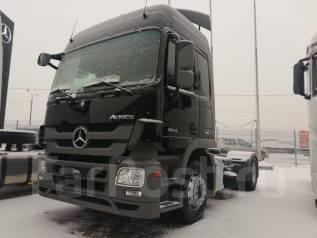 Mercedes-Benz Actros. Тягач Mercedes Benz Actros 1844LS, 12 000куб. см., 18 000кг., 4x2