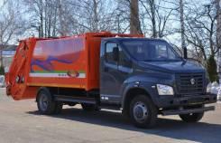 Рарз МК-1441-14. МК-1441-14 на шасси ГАЗ-C41R33 Мусоровоз (б/к кузов)