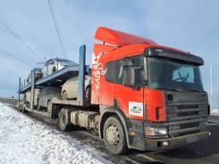 Scania P114. Автовоз GA4X2NA 340, 18 600кг., 4x2