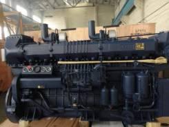 Судовой двигатель Weichai X170ZC. Под заказ
