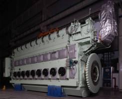 Weichai-Man (L32/40) главный двигатель судовой. Под заказ