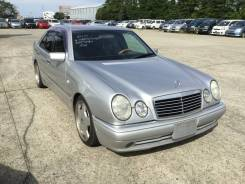 Обвес кузова аэродинамический. Mercedes-Benz E-Class, W210