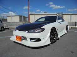 Nissan Silvia. механика, задний, 2.0 (250л.с.), бензин, 148 000тыс. км, б/п, нет птс