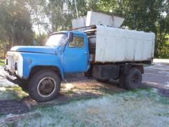 ГАЗ 53. Газ 53 мусоровоз, 4 250куб. см.