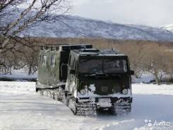 Hagglunds BV-206. Продам вездеход, 1 700куб. см., 4 600кг.