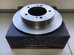 Диск тормозной задний Miles Toyota Camry V10/V20 3.0 91-01/V30 2.4-3.0 K010355