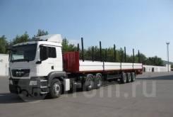 Полуприцеп 13.6м 25тон Перевозка негабаритных грузов