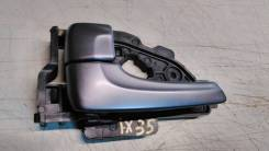Ручка двери внутренняя левая Hyundai ix35/Tucson 2010-2015