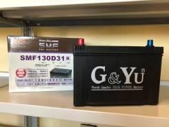 G&Yu. 100А.ч., Прямая (правое), производство Корея