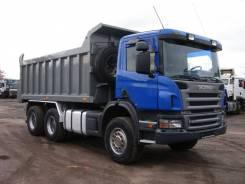 Scania P380. Самосвал , 12 000куб. см., 24 000кг., 6x4