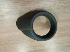 Оправа туманки FORD Focus III 11-15 LH черная, левая