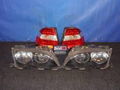 Фары передние рестайлинг для BMW E46
