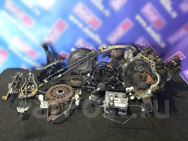 СВАП комплект мкпп Toyota Corolla Voltz Matrix Vibe