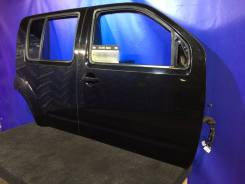 Дверь передняя правая для Nissan Pathfinder R51 Navara D40
