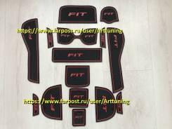 Коврик. Honda Fit, GK3, GK4, GK5, GK6, GP5, GP6