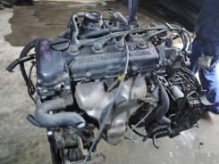 Двигатель в сборе. Nissan: Wingroad, Sunny California, Lucino, Presea, Pulsar, AD, Sunny Двигатель GA15DE