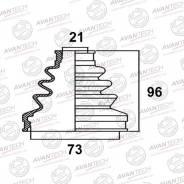 Пыльник привода BD0302 (02-136 Maruichi) Avantech