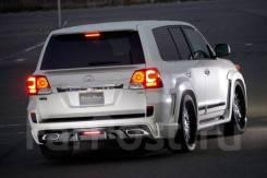 Спойлер на заднее стекло. Toyota Land Cruiser, GRJ200, J200, URJ200, UZJ200, UZJ200W, VDJ200