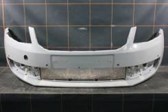 Бампер передний - Skoda Octavia A7 (2013-17гг)
