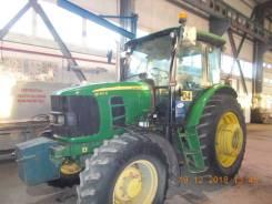 John Deere. Трактор 6130D, 130 л.с.