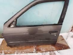 Дверь боковая. Nissan Primera, P10, P10E Двигатель SR18DI