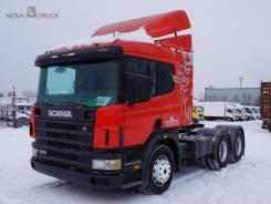 Scania P114. Седельный тягач 380, 10 640куб. см., 18 890кг., 6x4