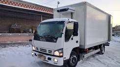 Isuzu NQR. Продам грузовик-рефрижератор 75P 2010 г. в., 5 193куб. см., 3 500кг., 4x2