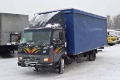 Tata 613 EX. Шторно-бортовой грузовой автомобиль ТАТА 613, 5 700куб. см., 3 890кг., 4x2
