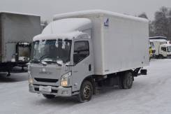 Naveco. Изотермический грузовик Naveko С300, 2 800куб. см., 900кг., 4x2