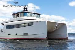 Pacifico Voyager 199. 2018 год год, длина 19,90м., двигатель стационарный, 630,00л.с., дизель. Под заказ
