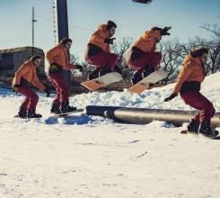 Инструктор по сноуборду во Владивостоке