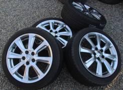 "Колёса с шинами =Toyota Crown= R18! (# 79785). 8.0x18"" 5x114.30 ET45 ЦО 60,1мм."