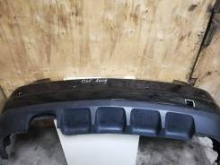 Бампер задний мерседес W203 CLC 2008-2011 A2038801540