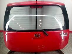 Крышка (дверь) багажника Daihatsu Sirion