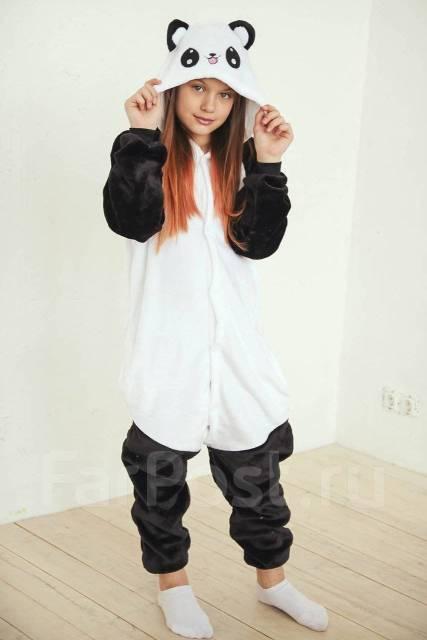 Пижама костюм кигуруми Панда - Детская одежда во Владивостоке fe4dbfee25893