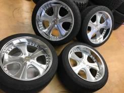 "Lodio Drive R22 PCD 5x150 10J ET+9 Yokohama Parada Spec-X 305-40R22. 10.5x22"" 5x150.00 ET9"