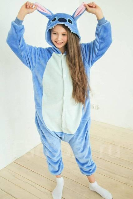 Костюм пижама кигуруми Стич - Детская одежда во Владивостоке 3063c73697fec
