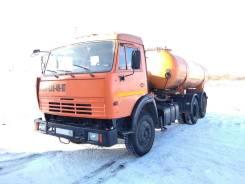 Коммаш КО-505А. Камаз ассенизатор КО-505А, 6 700куб. см.