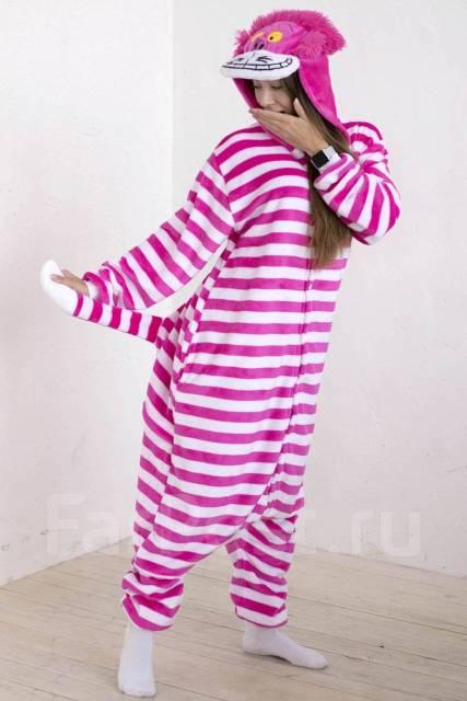 Костюм пижама кигуруми Чеширский кот - Детская одежда во Владивостоке 2da538b929877