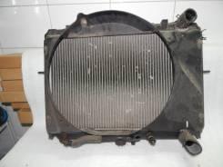 Радиатор охлаждения двигателя. Mitsubishi Delica Nissan Vanette Mazda Bongo, SK22M, SK22V, SK82L, SK82M, SK82T, SK82V, SKF2L, SKF2M, SKF2T, SKF2V, SKP...