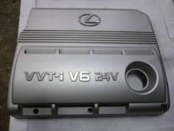 Крышка двигателя. Lexus RX330, MCU35 Lexus RX350, MCU35 Lexus ES300, MCV30 Lexus RX300, MCU35 Двигатель 1MZFE