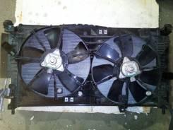Радиатор охлаждения двигателя. Mazda Mazda3, BL, BL12F, BL14F, BLA4Y Mazda Axela, BL5FP, BL5FW Двигатель ZYVE