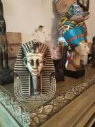 Статуэтка- Бюст. Гипс. Египет. Копия