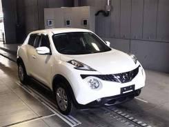 Nissan Juke. автомат, передний, 1.5 (114л.с.), бензин, 39 759тыс. км, б/п. Под заказ